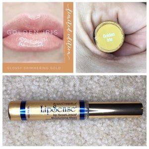 Senegence Golden Iris LipSense Gloss NWT